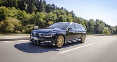 KW Gewindefahrwerke für neuen VW Passat 4motion