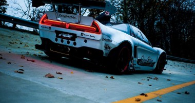 Simoni Racing NSX – bereit für die Time-Attack-Saison 2016!
