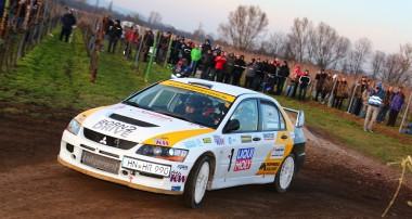Rallye: Zwei Gesamtsiege zum Saisonauftakt