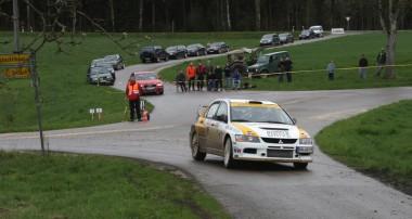 Rallye: Erneuter Rallye-Gesamtsieg für Rainer Noller und KW