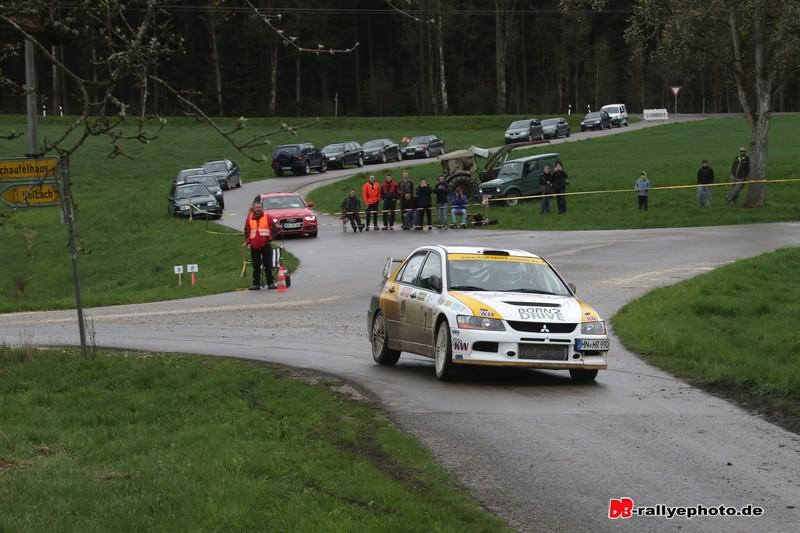 KW Competition Rallye Mitsubishi