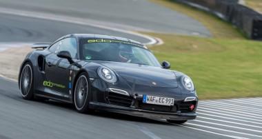 KW Clubsport sorgt für neuen Rekord: 911er ist schneller als der 918 Spyder!