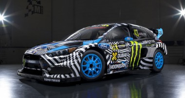 Ready to Rumble: Ken Block legt los!