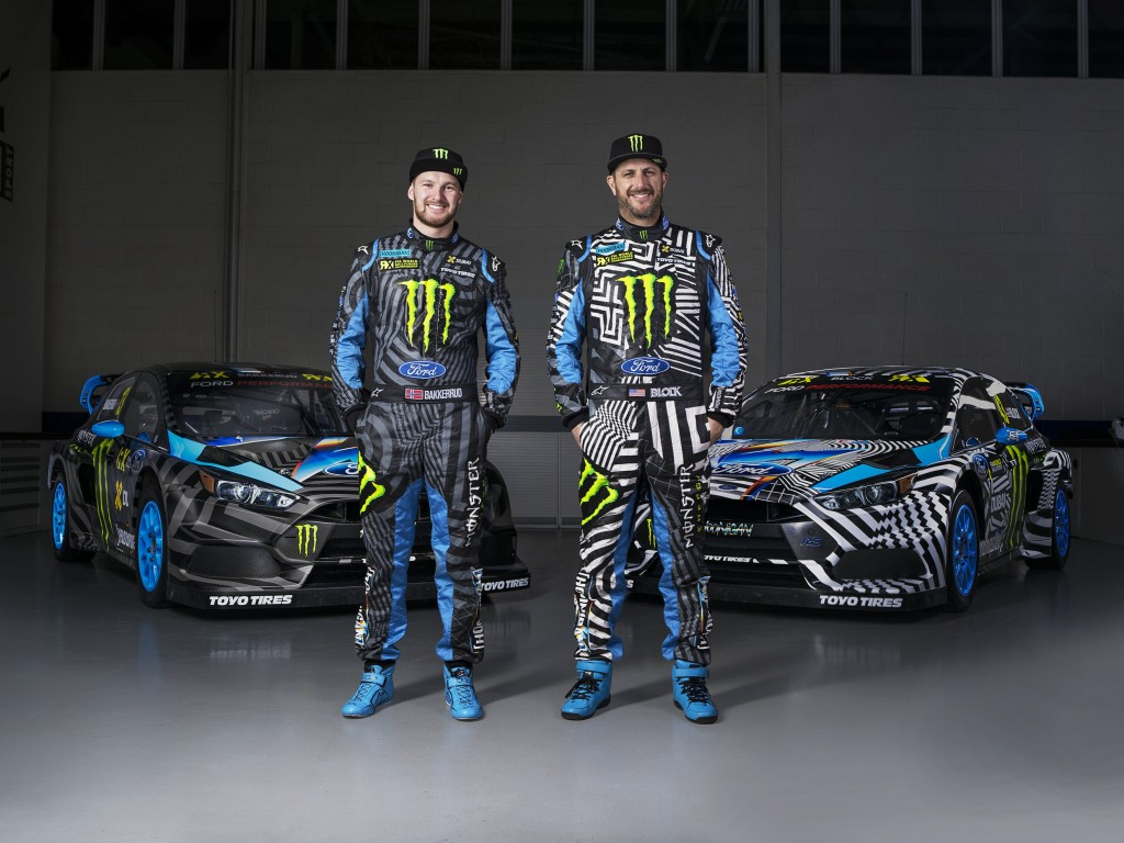 Ken Block - Hoonigan Racing Design