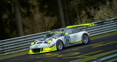 24h-Rennen Nürburgring: Erfolgreiche Generalprobe von Manthey-Racing