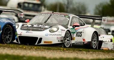 ADAC GT Masters: Pech beim Auftakt für KÜS Team75 Bernhard