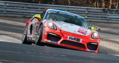 VLN: Gelungener Auftakt der Cayman GT4 Trophy by Manthey-Racing