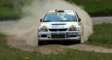 Rallye: Siegesserie für Rainer Noller