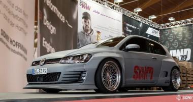 Bad Boss 2.0 – Sidneys überbreiter VW Golf GTI mit 12 x 19 Zoll!