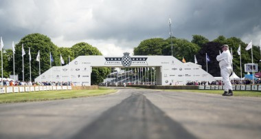 KW und ST beim Goodwood Festival of Speed 2016