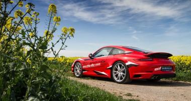Für jeden Anspruch das richtige Fahrwerk für den Porsche 911 (991)