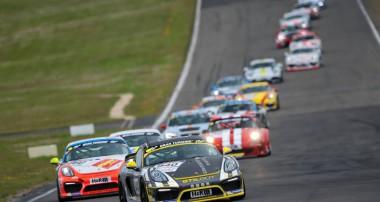 VLN: Top-Ergebnis in der Cayman GT4 Trophy für beide GetSpeed-Porsche