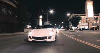 Grand Theft Ferrari: Sidney Hoffmann auf der Flucht vor dem Alltag