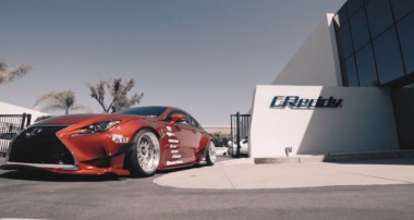 Behind the Scenes: Unterwegs bei GReddy Performance