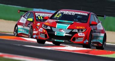 ETCC: Rikli Motorsport weiterhin in den Top 3 der ETCC