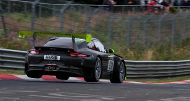 VLN: Manthey-Racing feiert ersten Podiumsplatz mit dem neuen GT3 R