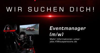 Eventmanager und Mitarbeiter im Vertrieb gesucht (m/w)!