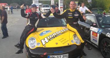 Rallye: Porsche-Doppelsieg von Zeltner und Noller