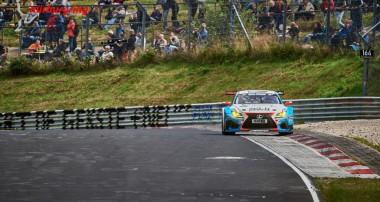 VLN: Nordschleifenrekord für Lexus RC F GT3 auf KW Competition
