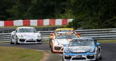 VLN: Doppelsieg für raceunion Teichmann Racing im Rahmen der Cayman GT4 Trophy
