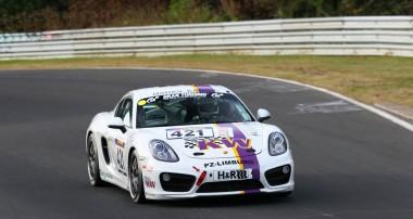 VLN: Starke Teamleistung von Mathol Racing