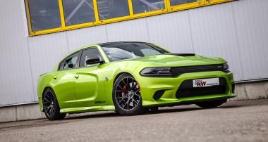 Geigers Dodge Charger SRT Hellcat setzt auf KW: 3-Way Gewindefahrwerk ab sofort erhältlich