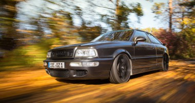 "428 PS im Audi Coupé – ""Youngtimer-Tuning"" in Perfektion!"
