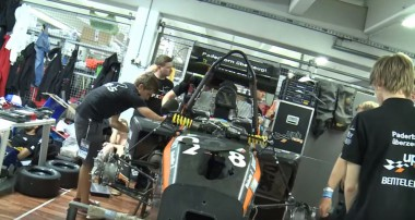 Formula Student Germany: UPBracing Videorückblick