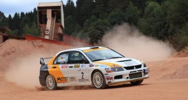"Rallye: Rainer Noller gewinnt auf ""KW"" die Kohle&Stahl-Rallye"