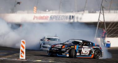 Formula Drift: Chris Forsberg wird auf ST suspensions Meister!