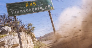 Mad Mike Whiddetts neuer Driftstreifen: Conquer the Cape!