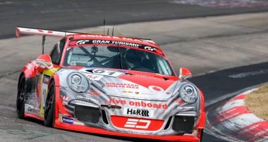 VLN: Tripple! Pole Position, Rundenrekord und Klassensieg