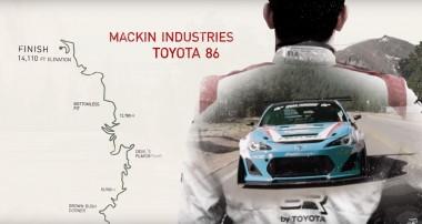 """Die Angst fährt mit: der """"Mackin Industries 86 Pikes Peak Special"""""""