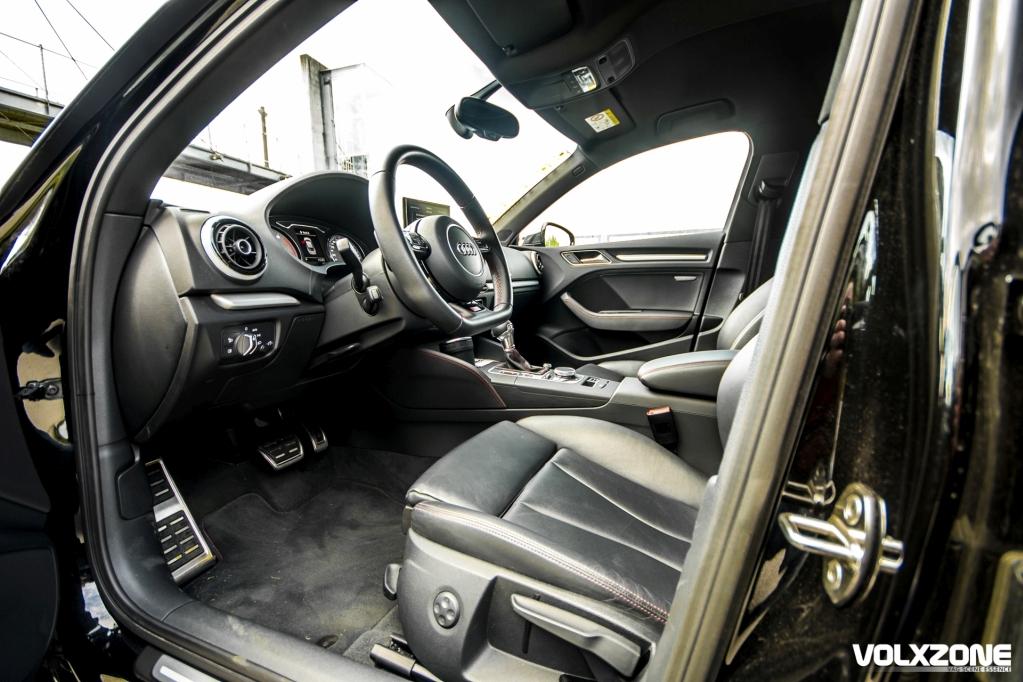 Audi A3 Limousine im RS3-Look