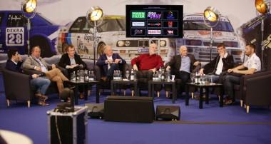 DTM-Nostalgiestunde beim Motorsport Talk auf der Essen Motor Show 2016