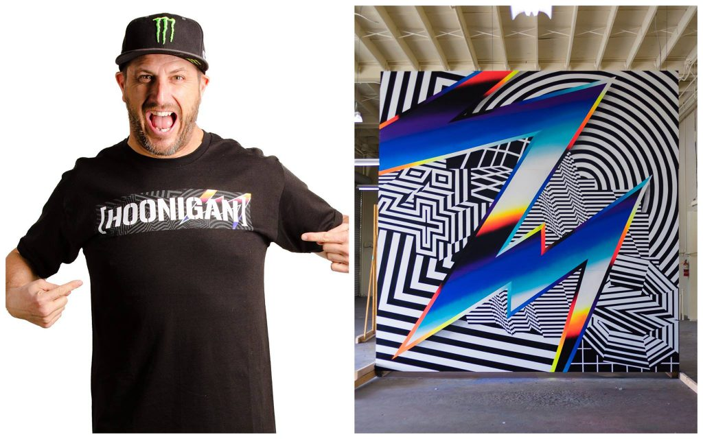 Ken Block Hoonigan Fashion exklusiv bei ST suspensions