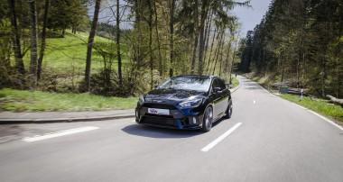 Mehr Querdynamik im neuen Ford Focus RS: KW Variante 3 lieferbar