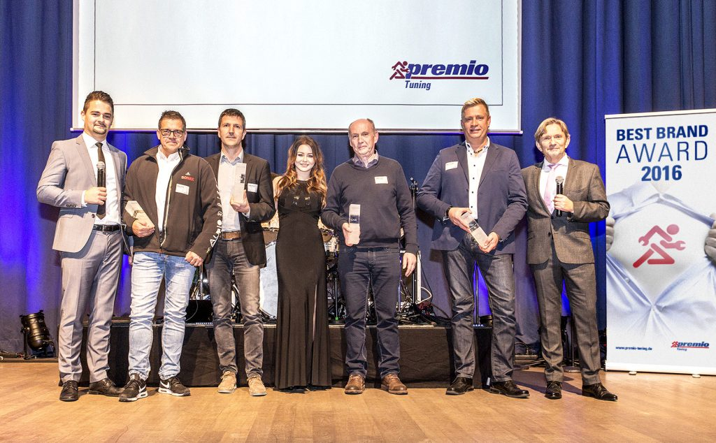 KW automotive gewinnt Premio Best Brand Award