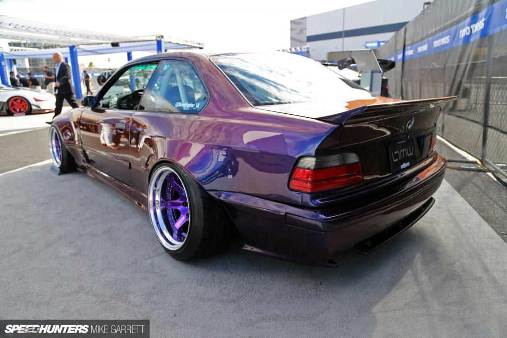 BMW M3 mit Skyline-Motor und KW Clubsport Fahrwerk