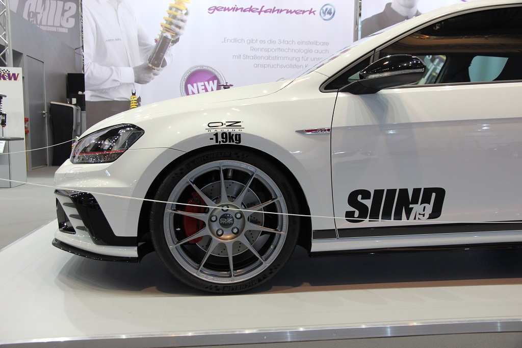 Essen Motor Show 2016: Sids Clubsport GTI