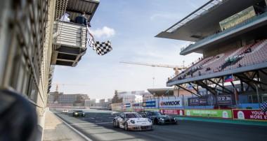 Erfolgreicher Langstreckenrennen-Auftakt für KW Kundenteams: Doppelsieg in Dubai!