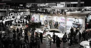 Big in Japan: Tokyo Auto Salon 2017