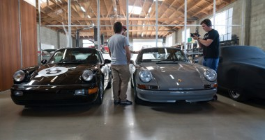 KW on the road: Faszination Porsche im Workshop 5001