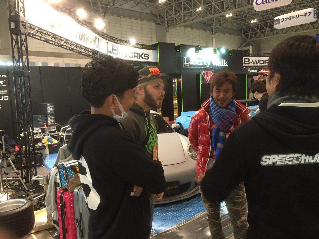 Liberty Walk Chef Wataro Kato im Gespräch mit KW