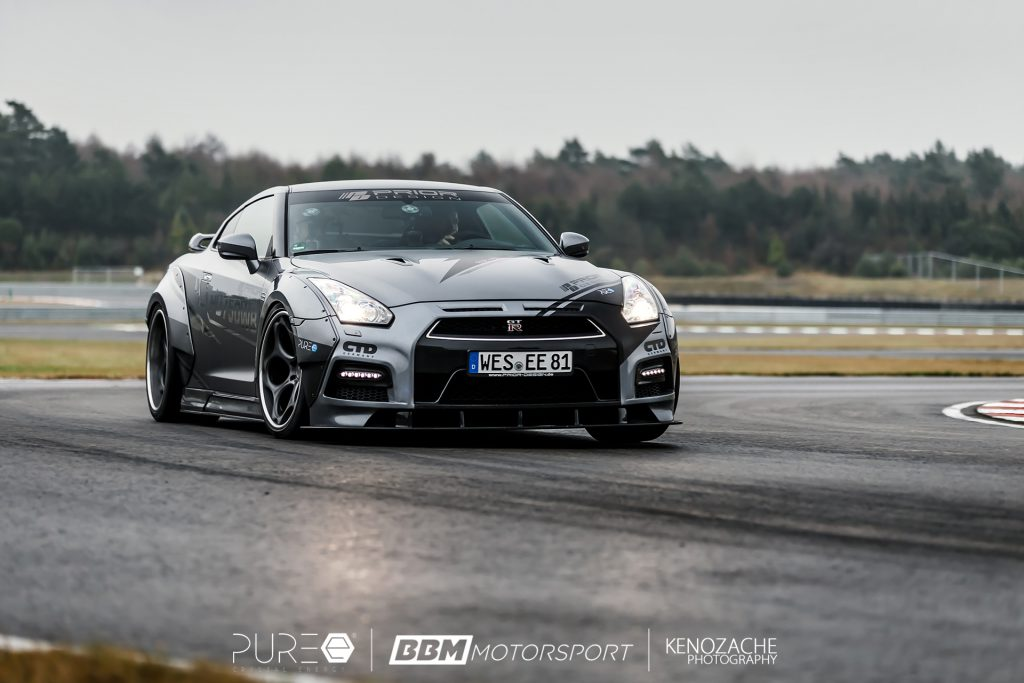 KW Fachhandelspartner BBM Motorsport Trackday