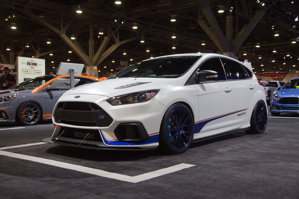 The Grand Tour Focus Rs