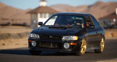 ST Fahrwerkprogramm für den japanischen Subaru Boxer-Klassiker