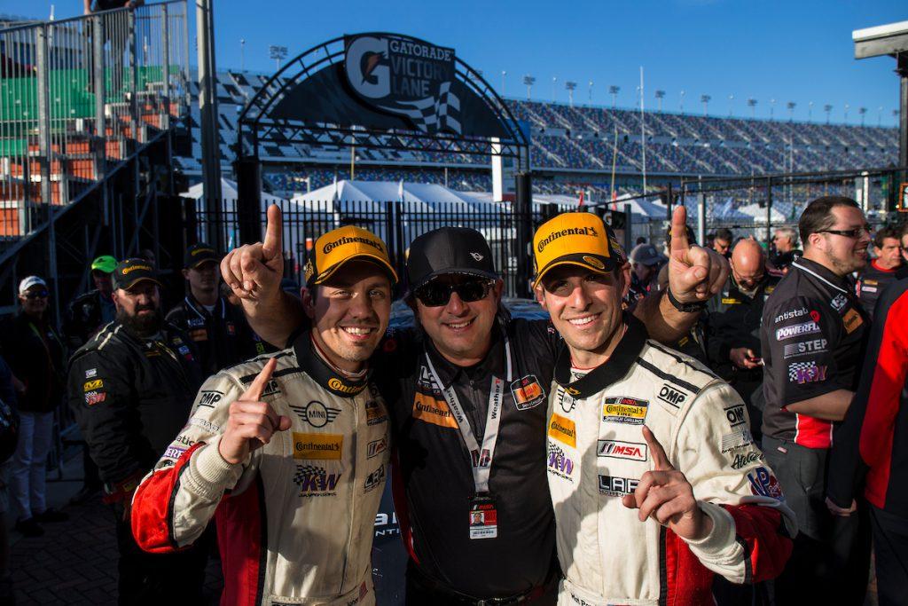 KW Kundenteam auch in Daytona auf Erfolgskurs