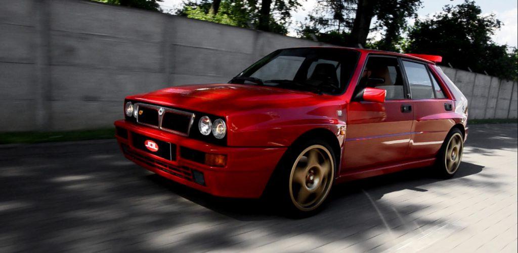 KW Gewindefahrwerk Variante 3 für Lancia Delta Integrale