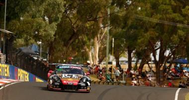 Wieder aufs Siegerpodest: Zweiter Platz für Porsche in Australien